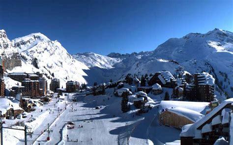 ski domaine skiable les portes du soleil