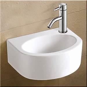 Handwaschbecken Mit Unterschrank Gäste Wc : mini waschbecken g ste wc raum und m beldesign inspiration ~ Markanthonyermac.com Haus und Dekorationen