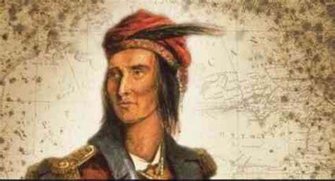 Spirit Of Great Chief Tecumseh Resonates 200 Years Later