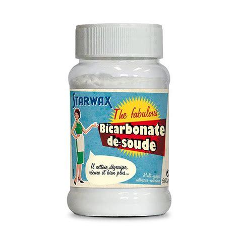 bicarbonate de soude 500g starwax produits d entretien pour cuisine organisation de la