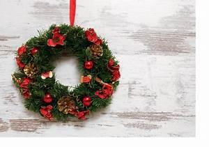 Weihnachtskranz Für Tür : adventskranz selber machen anleitung ideen die moderne hausfrau ~ Markanthonyermac.com Haus und Dekorationen
