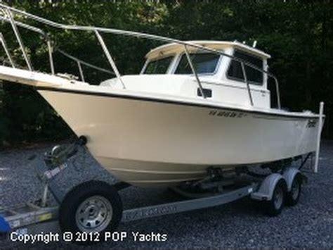 Parker Boats 25 Review by 2013 Parker 2120 Sport Cabin Open Back Doovi