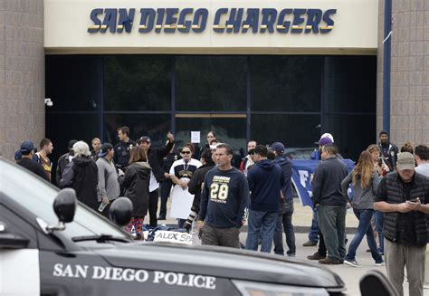 Chargers Moving To L.a. After 56 Years In San Diego