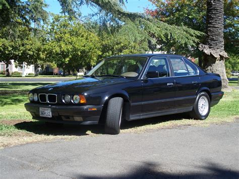 Car Maniax And The Future: Second Hand Car 1994 Bmw 530i