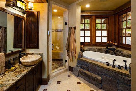 Best Rustic Bathroom Design Ideas-interiorsherpa