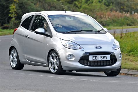 Ford Ka Metal  Group Tests  Auto Express