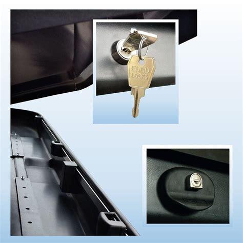 coffre de toit md20 livraison gratuite 231x91x38cm ultra plast
