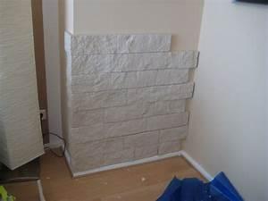 Steine Für Die Wand : riemchen kleben wohnzimmer raum und m beldesign inspiration ~ Markanthonyermac.com Haus und Dekorationen