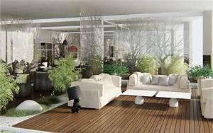 Pflanzen Für Wohnzimmer : 43 pr chtige moderne wohnzimmer designs von alexandra fedorova ~ Markanthonyermac.com Haus und Dekorationen