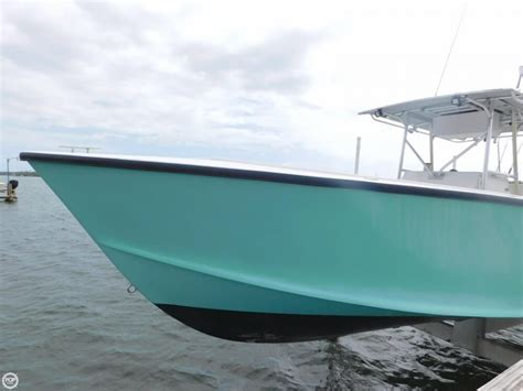 Center Console Ocean Boats For Sale by 1988 Used Ocean Master 31 Center Console Fishing Boat For
