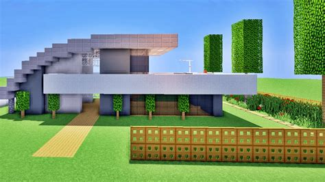 minecraft tuto comment faire une maison originale