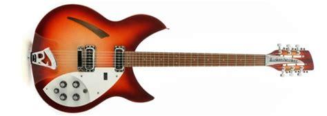 Rickenbacker 300 Series Semi-acoustic 12 String Guitar