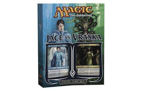 decklists and new for duel decks jace vs vraska