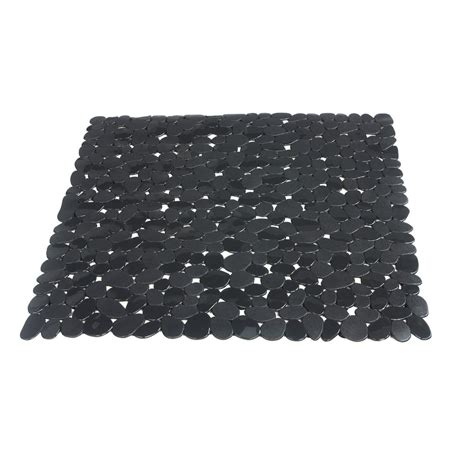 tapis antid 233 rapant gris pour sensea leroy merlin