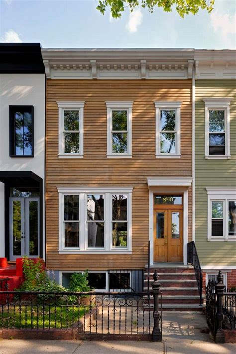A Williamsburg Row House Gets A Modern Update