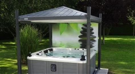 choisir un abri spa simple et au meilleur prix