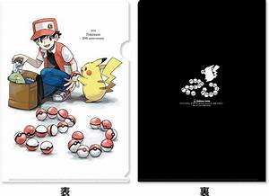 Pokémon 20th anniversary Clear File - Pocketmonsters.Net