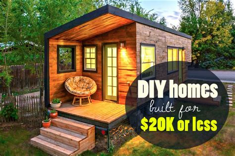 Best Boat Under 20k by 6 Eco Friendly Diy Homes Built For 20k Or Less