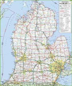 Map Michigan | My blog