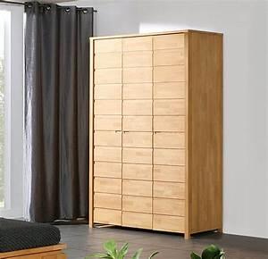 Massivholz Kleiderschrank Buche : massivholz kleiderschrank eleganto buche allnatura ~ Markanthonyermac.com Haus und Dekorationen