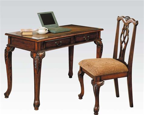 Acme Furniture Writing Desk W Chair Ac09650. Home Depot Desk Lamps. End Tables With Drawer. Office Desk Mahogany. Curved Sofa Table. 2.5 Inch Dresser Drawer Pulls. Desk Blotters Leather. Table Bowling. Computer Desk Rooms To Go