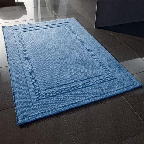 tapis de bain non pelucheux 60 x 90 cm pas cher pro idee