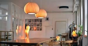 Dänische Lampen Klassiker : nat rliches licht nachhaltige leuchten aus holz filz und papier prediger lichtjournal ~ Markanthonyermac.com Haus und Dekorationen