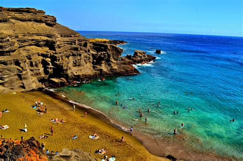 Family Travel Blog  5 Best Beaches On The Big Island Of