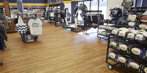 Georgia Southern University Store  Aspecta Flooring