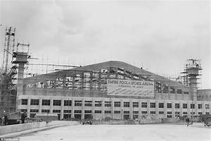 Unseen photographs of Wembley Arena in 1933 are set to ...