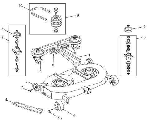 replacing motion drive belt on craftsman lt1000