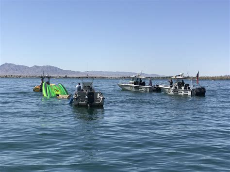 Boating Accident News by Two Dead In Boating Accident On Lake Havasu Kingman
