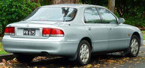 Mazda 626 1992 Review, Amazing Pictures And Images  Look